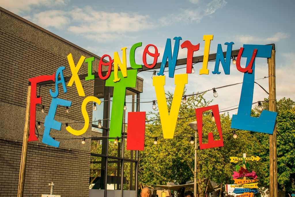 Axion Continu festival